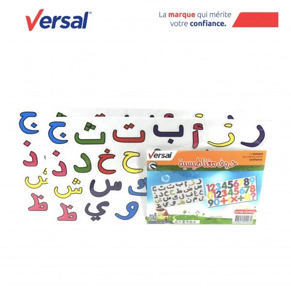 Lettres  Magnétique VERSAL Réf.101003