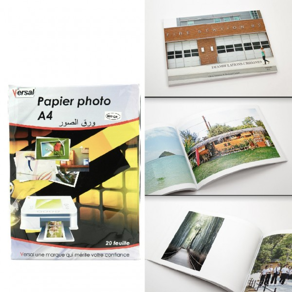 Papier Photo VERSAL 180 GR