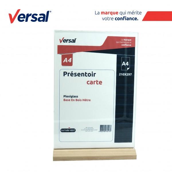 PRésentoir Carte Réf-1037