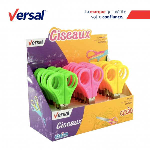 Ciseaux écolier Versal Réf-VR112001