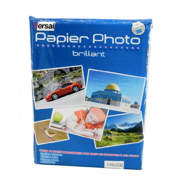 Papier Photo VERSAL 108G