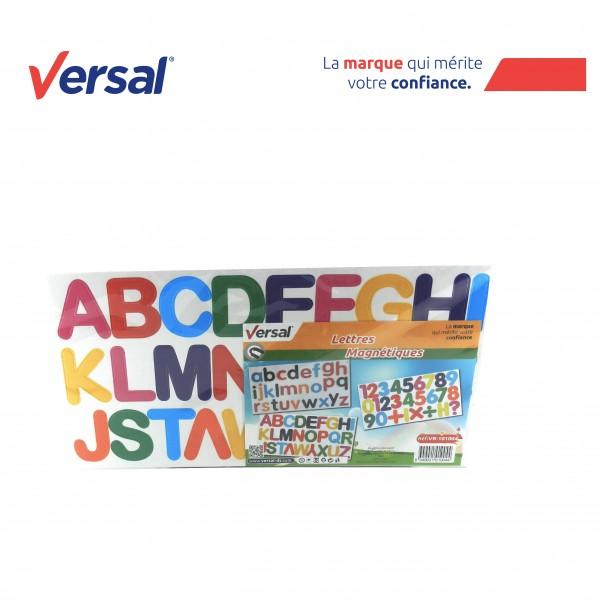Lettres  Magnétique VERSAL Réf.101004
