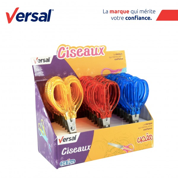 Ciseaux écolier Versal Réf-VR112010