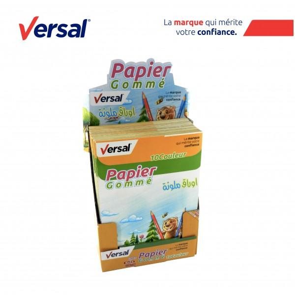 Papier Gommé Autocollant VERSAL Réf.111006